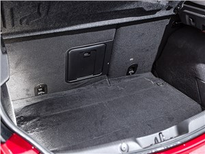 Предпросмотр alfa romeo giulietta 2014 багажное отделение