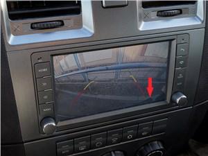 UAZ Pickup 2014 монитор