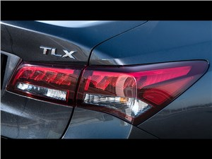 Acura TLX 2015 задний фонарь