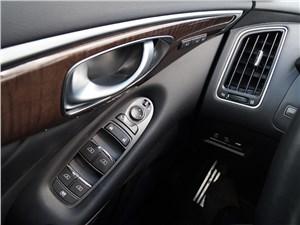 Infiniti Q50S Hybrid 2013 отделка салона