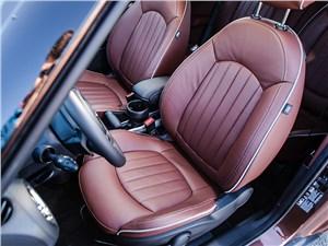 MINI Paceman Cooper S All4 передние кресла