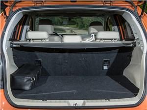 Subaru XV 2012 багажное отделение