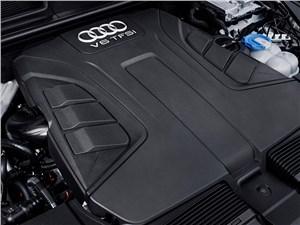 Audi Q7 2015 двигатель