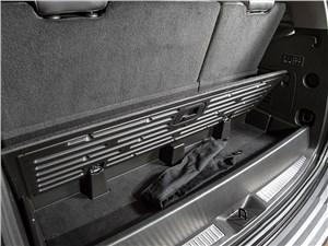 Предпросмотр chevrolet tahoe 2015 багажное отделение