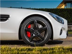Mercedes-AMG GT S 2015 колесо