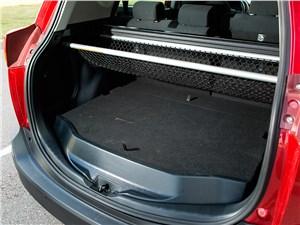 Toyota RAV4 2013 багажное отделение