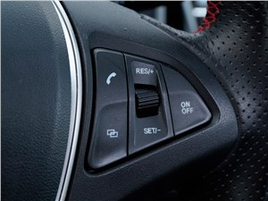 Tiggo 5 2014 кнопки на руле