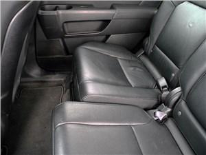 Honda Pilot 2012 задний диван