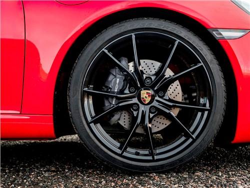 Предпросмотр porsche 911 carrera s 2016 колесо