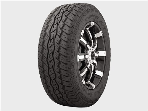 13. TOYO OPEN COUNTRY A/T PLUS