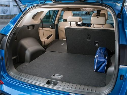 Предпросмотр hyundai tucson 2016 багажное отделение
