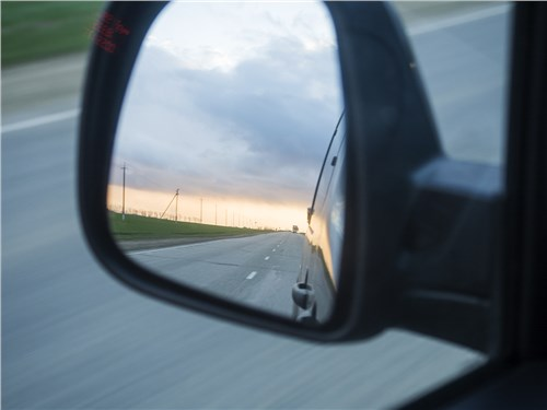 Peugeot Partner Tepee 2016 боковое зеркало