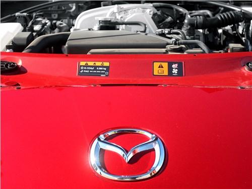 Mazda MX-5 2015 двигатель