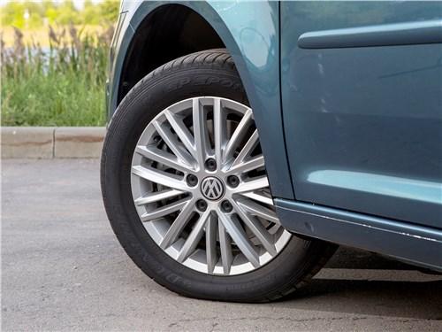 Предпросмотр volkswagen caddy maxi 2016 колесо