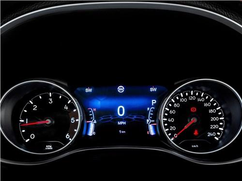 Предпросмотр jeep compass 2017 приборная панель