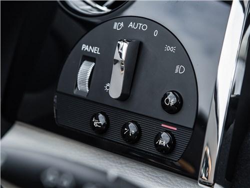 Rolls-Royce Ghost 2015 управление светом