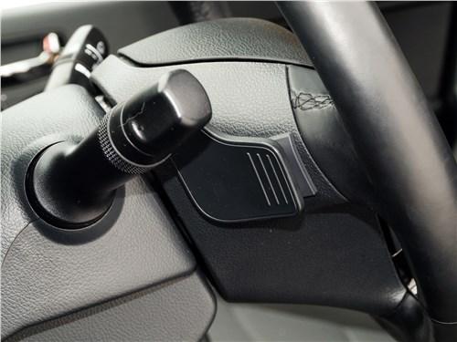 Kia Cerato 2016 подрулевые лепестки