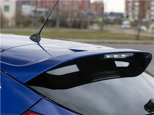 Предпросмотр ford focus 2014 антикрыло