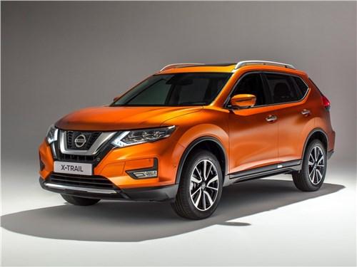 Новый Nissan X-Trail - Nissan X-Trail 2018 Гол в ворота конкурентов