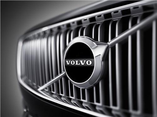 Предпросмотр volvo xc90 2015 логотип