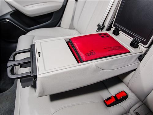 Audi A6 2015 задний диван