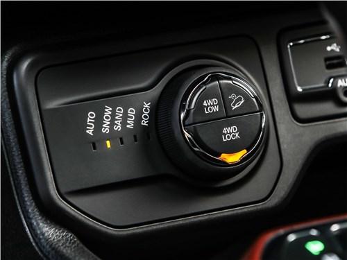 Предпросмотр jeep renegade 2019 управление трансмиссией