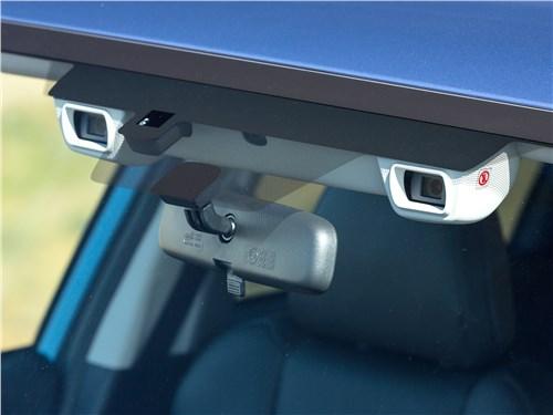 Subaru Forester 2019 стереокамеры системы EyeSight