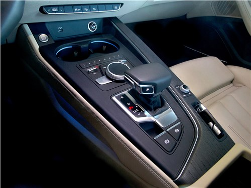 Audi A5 Sportback 2017 АКПП