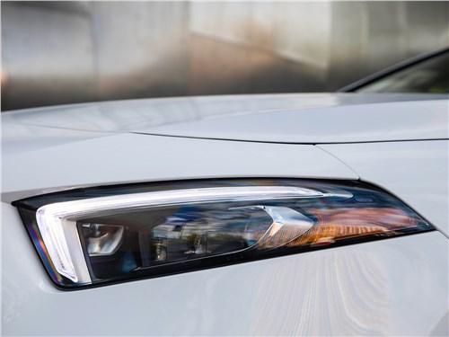 Предпросмотр mercedes-benz a-class 2019 передняя фара