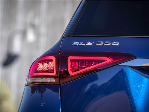 Mercedes-Benz GLE 2020 задний фонарь