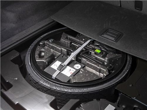 Audi Q8 2019 запаска
