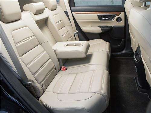 Honda CR-V 2017 задний диван