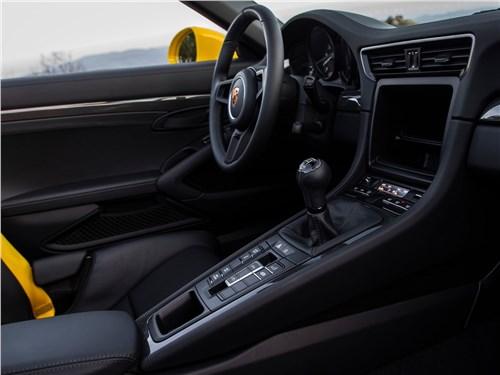 Предпросмотр porsche 911 speedster 2019 салон