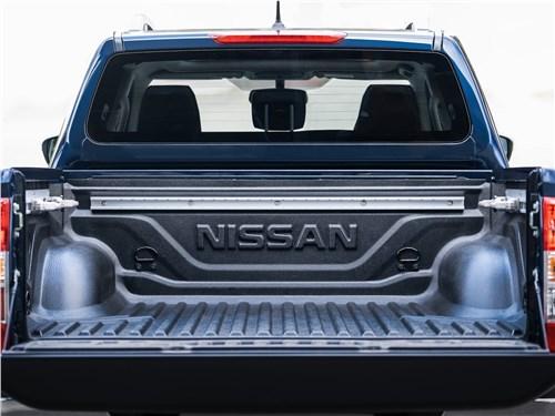 Предпросмотр nissan navara 2020 багажное отделение