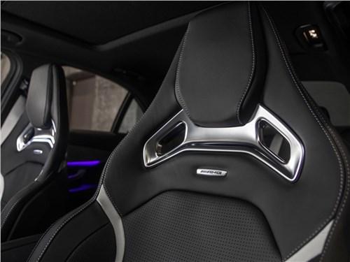 Предпросмотр mercedes-benz c63 s amg sedan 2019 передние кресла