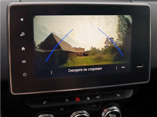Renault Arkana 2020 монитор