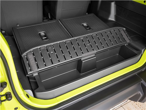 Suzuki Jimny 2019 багажное отделение