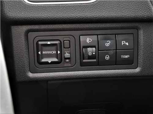 Geely Emgrand X7 2018 панель кнопок