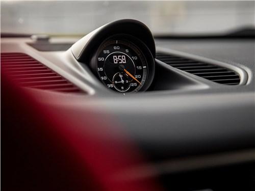 Предпросмотр porsche 911 gt2 rs 2018 спидометр