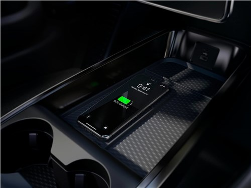 Предпросмотр ford mustang mach-e 2021 зарядка для телефона