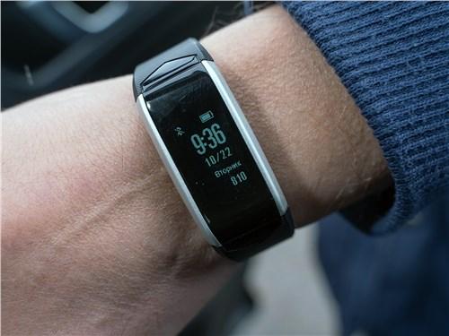 Chery Tiggo 4 2020 часы