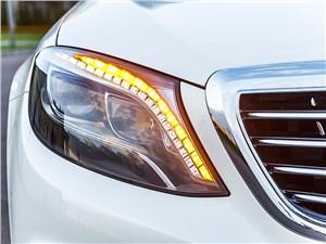 Предпросмотр mercedes-benz s-klasse 2013 передняя фара