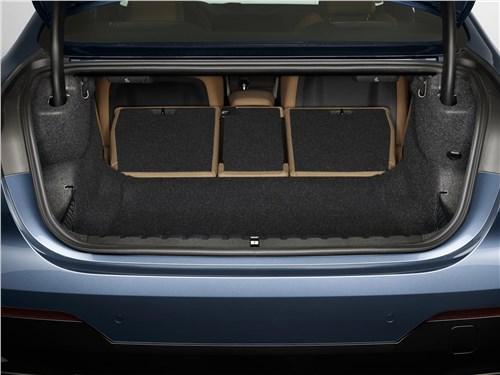 Предпросмотр bmw 4-series coupe 2021 багажное отделение