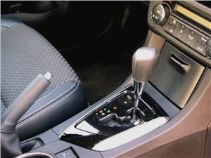 Toyota Corolla 2013 вариатор