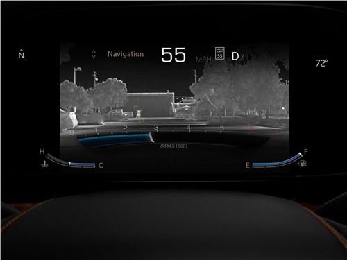 Предпросмотр jeep grand wagoneer (2022) монитор