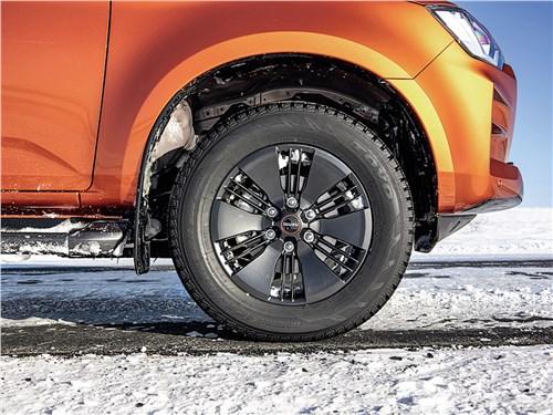 Предпросмотр isuzu d-max (2021) колесо
