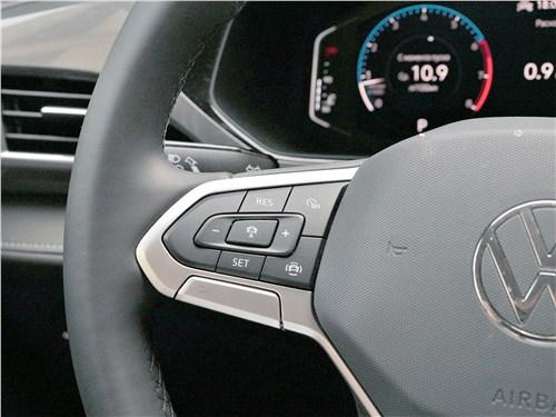 Предпросмотр volkswagen taos (2022) руль
