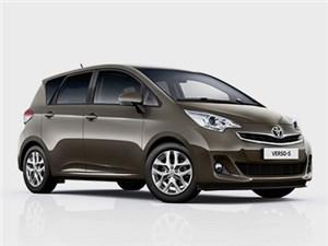 Летом планируется выход на рынок обновленной версии Toyota Verso-S