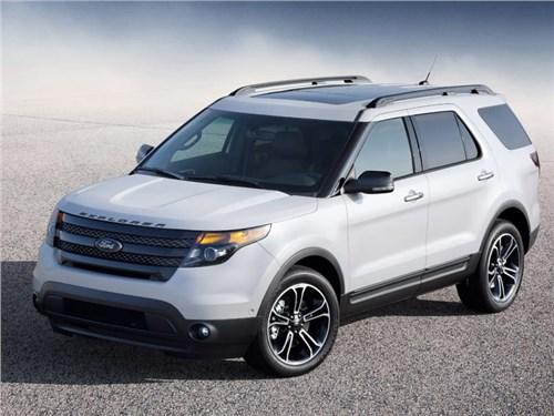 Новость про Ford Explorer - Ford Exlporer 2014