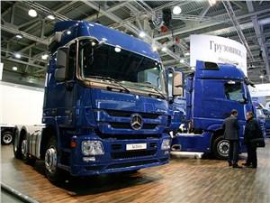 Новый Mercedes-Benz Actros для международных перевозок предназначен для самых требовательных клиентов